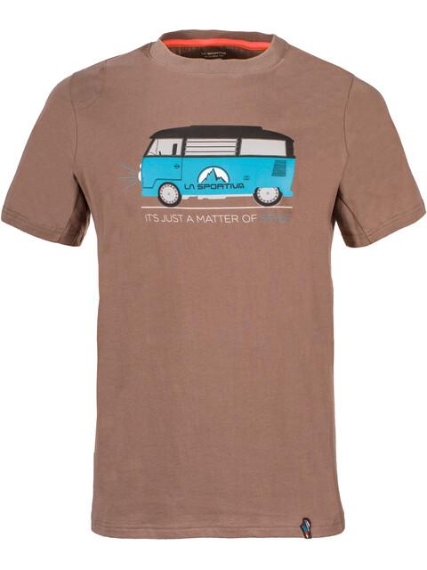 La Sportiva Van - T-shirt manches courtes Homme - marron